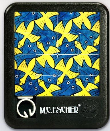 Escher birds & fish  1175